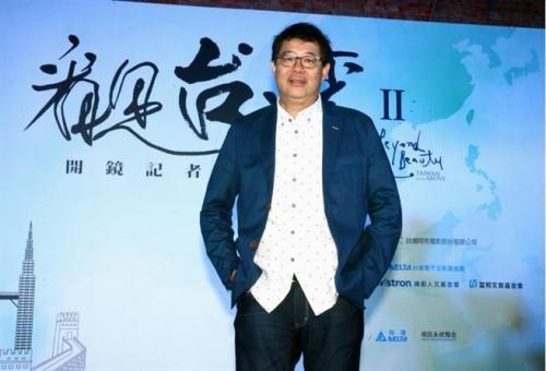 台湾导演齐柏林拍《看见台湾》续集 不幸坠机身亡