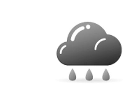 省气象台昨发布暴雨蓝色预警