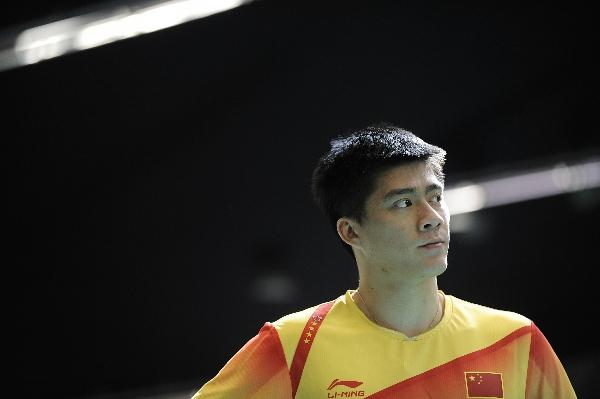 退役后的傅海峰既要回馈国家队,也要回归家庭。图片来源:视觉中国