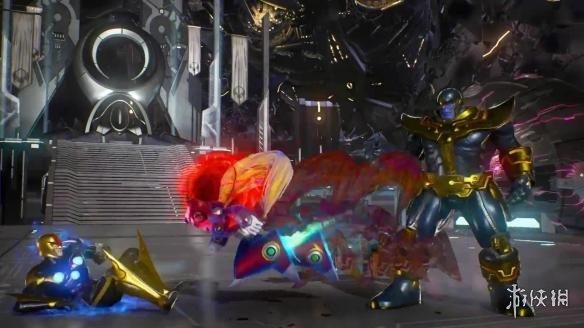 E3 2017:《漫画英雄VS卡普空:无限》实机对战演