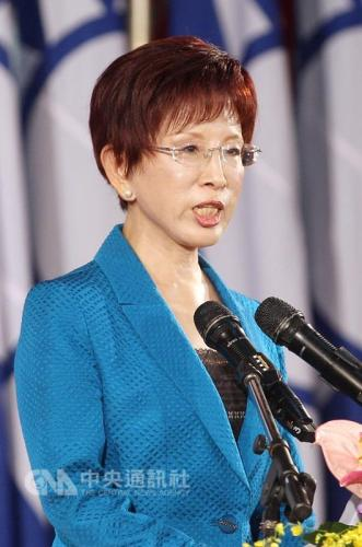 """洪秀柱:国民党反对""""台独""""立场不会因选举改变"""