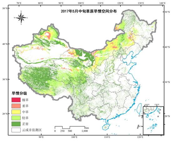 农业部指导加强草原干旱应对  着力保生态稳生产
