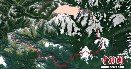 四川卧龙保护区拍摄364次雪豹破纪录