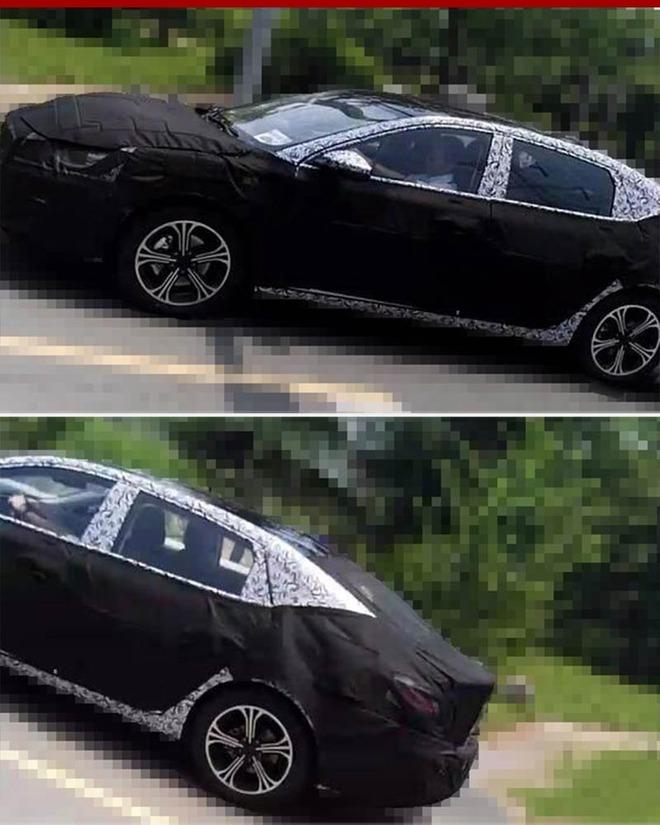 名爵下半年上市新车曝光 包含混动车型