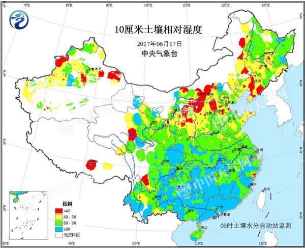 内蒙古东北山东干旱严重 未来三天雨少难解旱情
