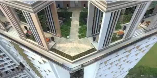 杜生庄组屋空中花园