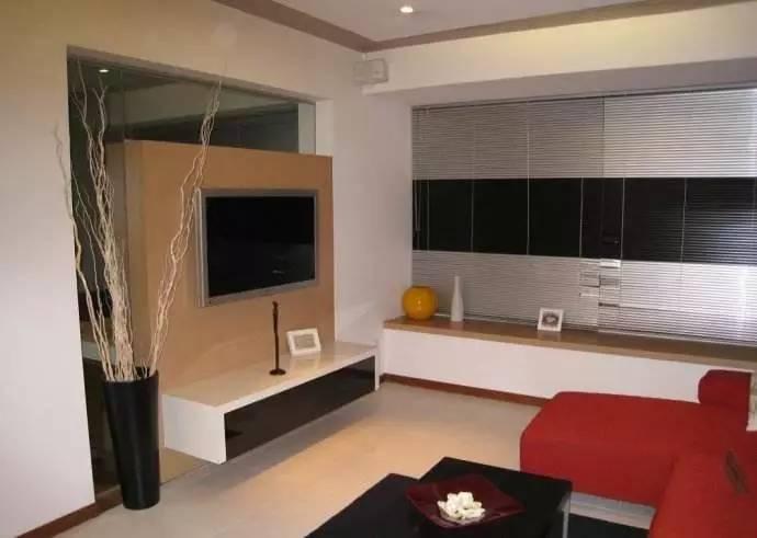 新加坡现代组屋内部图片