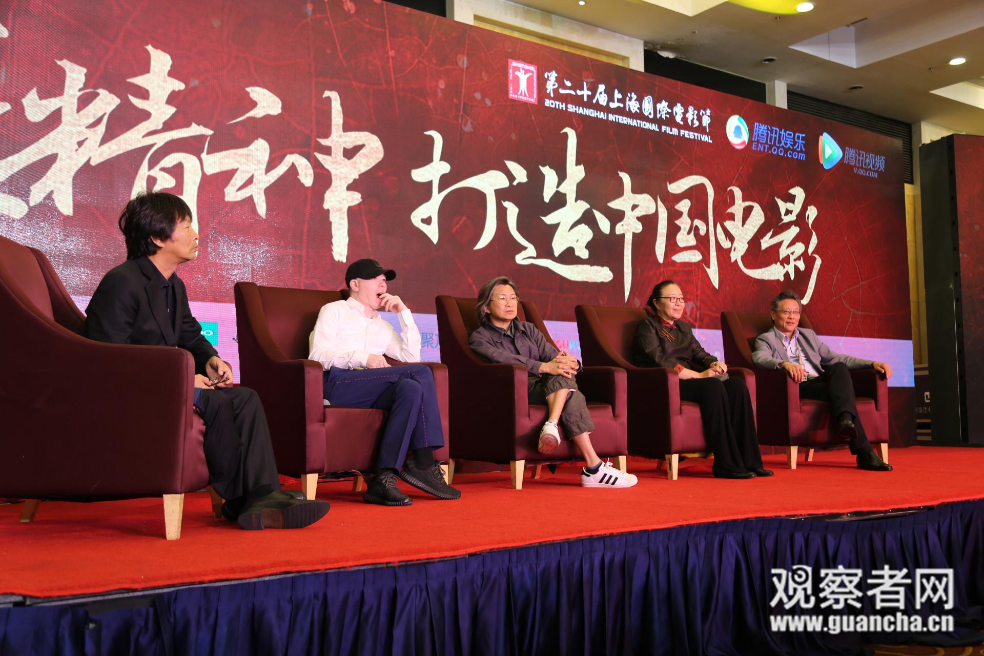 冯小刚放炮:中国垃圾电影遍地,一定和垃圾观众有关