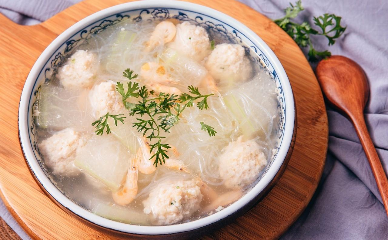 丸子汤好吃的秘诀,你粑粑知道吗?