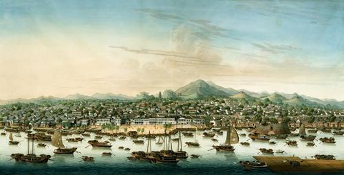 广州是海上丝绸之路的重要起点。