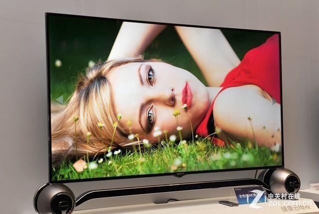 目前4K电视在市面上很常见