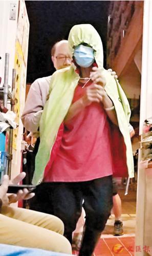 朱婆婆。图片来源:香港《文汇报》。