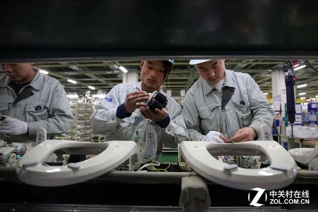 中国拥有大量智能马桶盖生产厂 但国内销量并不乐观