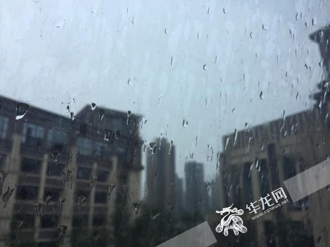 今起局地有暴雨 伴随雷电大风注意防范地质灾害
