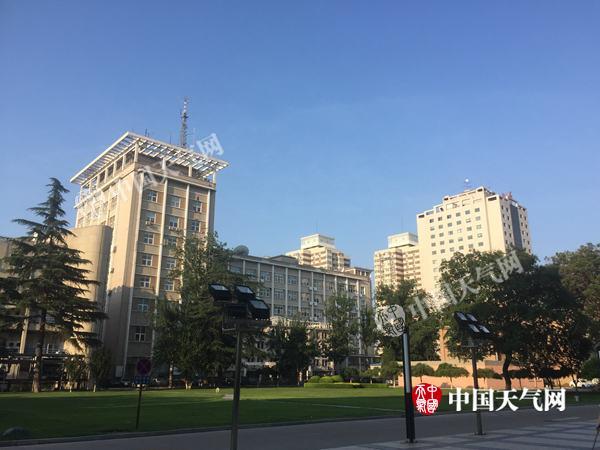 未来三天北京多分散性雷阵雨最高温可达33℃