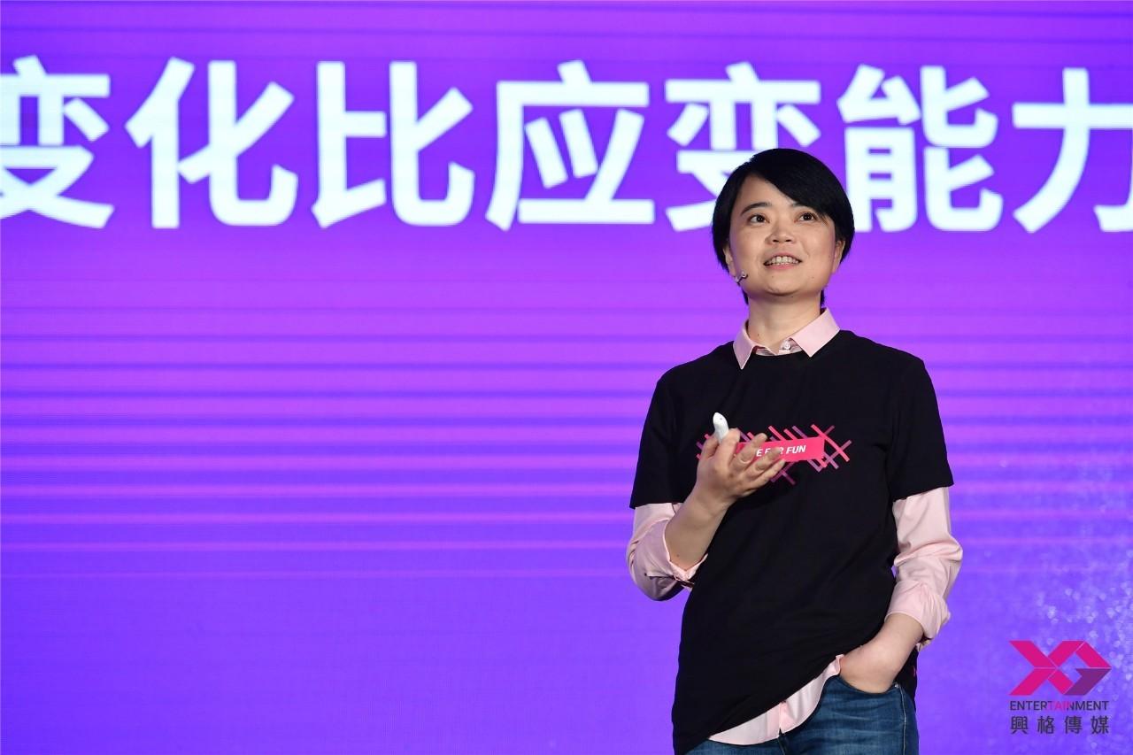 兴格传媒董事长杨文红: 市场从来不是一个耐心的等待者