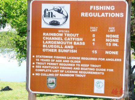 在美国钓鱼不能卖 华裔男子钓鱼网售或面临重罚