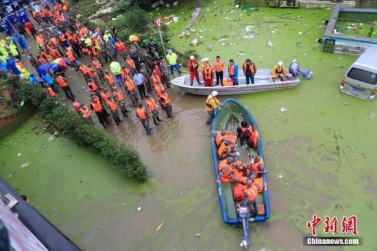浙江贵州暴雨洪涝 两部门启动国家Ⅳ级救灾应急响应