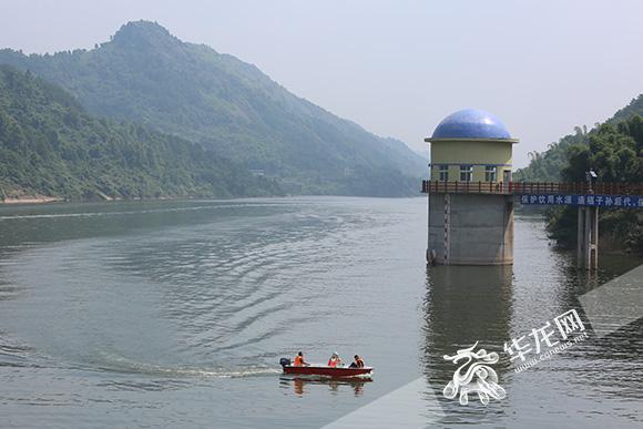 观音洞水源24小时有人巡逻 保障渝北30万人饮水安全