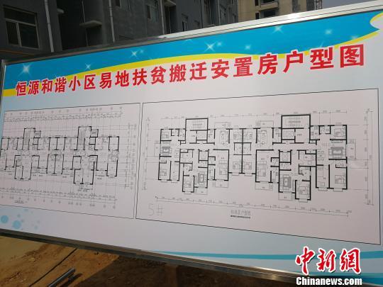 河北内丘易地扶贫搬迁房竣工 118户贫困户住进新楼房