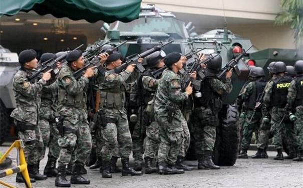菲回应与中国开展联合军演可能:持开放式态度