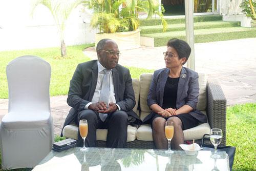 中国代表呼吁国际社会为刚果(金)提供帮助