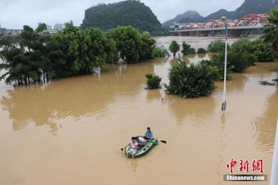 强降雨致南方8省48人死亡失踪 直接损失188亿元