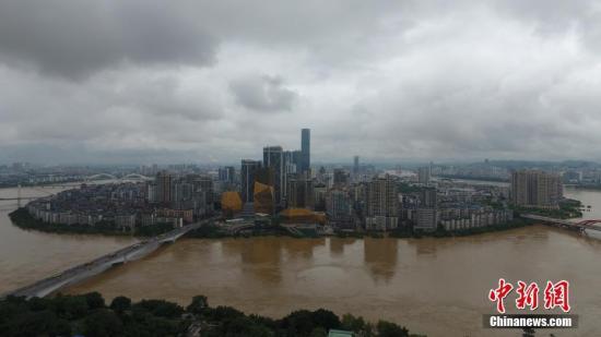 南方降雨致8省份近千万人受灾京津冀等地降雨