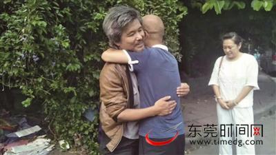 陕西男子离家后失联7年 东莞好心人帮他找到家人