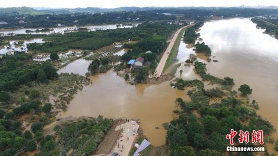 儋州众客优品百货加盟投资持续强降雨袭击多省份 苏浙皖3.1万人受灾