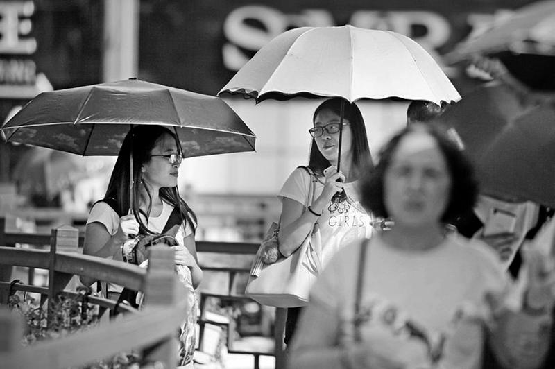 今明陕西多地中到大雨 榆林汉中局地暴雨