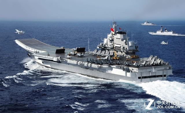 中国在2016年面板市场投资平均每个月一艘辽宁舰