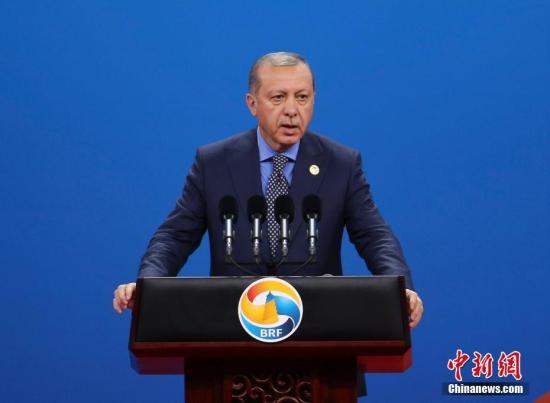 资料图:土耳其总统埃尔多安。中新社记者 刘震 摄