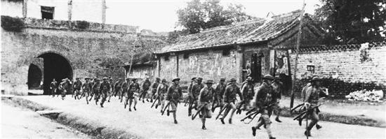 29军后人讲述卢沟桥抗战:不许放