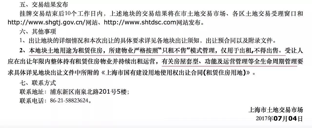 △上海规划和国土资源管理局网站截图