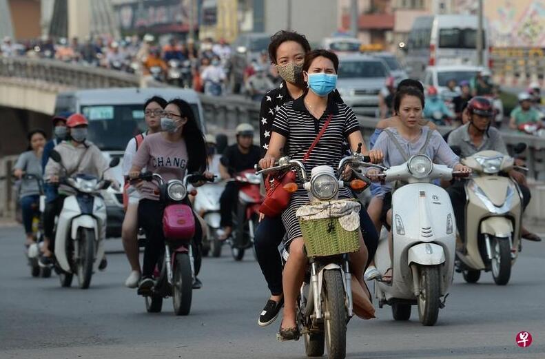 越南骨痛热症疫情升温 半年爆发高达4万余病例