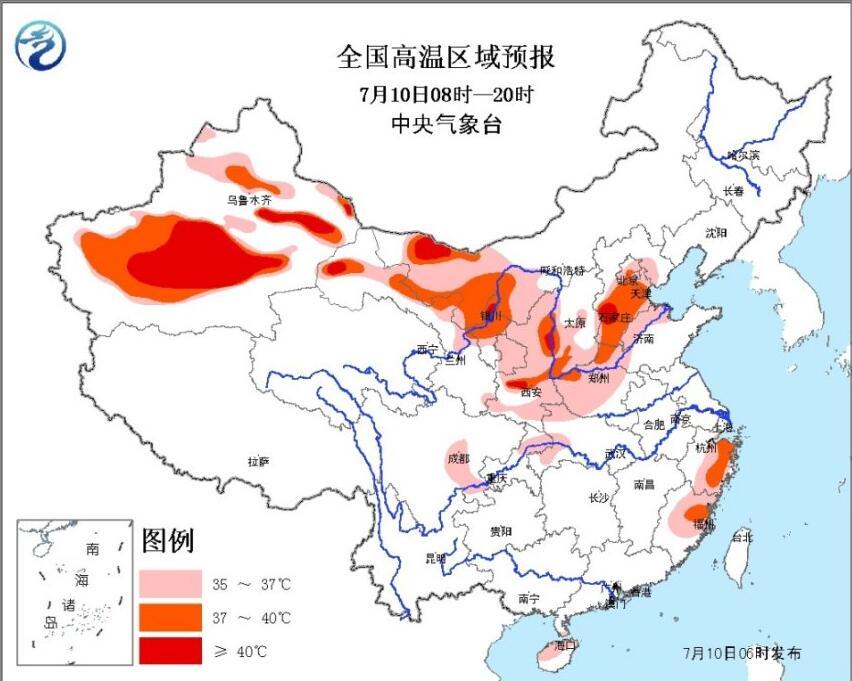 黄淮西部,西北地区东部,内蒙古西部,甘肃北部,新疆北疆南部和南疆盆地图片