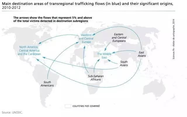 贩卖人口_全球人口贩卖