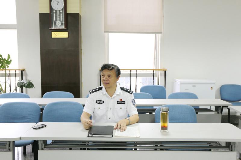 唐宇同志以普通党员身份参加厅直机关党委办公