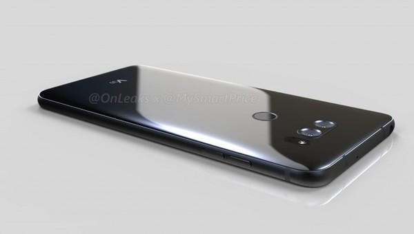 LG V30渲染图-三星Note8 魅族PRO 7曝光 本周新机汇
