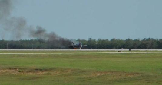 美军公布F35起火事故:都怪一阵风损失1700万美元