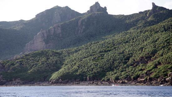 垂纶岛材料图