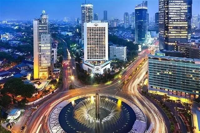 ▲印尼首都雅加达