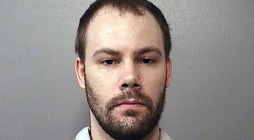 资料图片:章莹颖绑架案嫌犯克里斯滕森。(图片来源:美联社)
