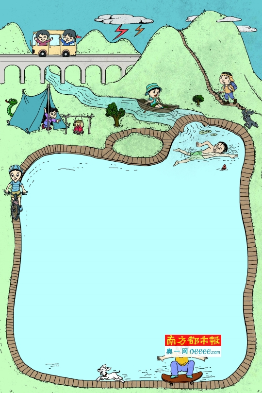 暑假,你的freestyle模式是什么?游泳、爬山、葛优躺但是,你知道骑共享单车上路也有年龄限制吗?你知道吹空调扇电扇也可能导致面瘫吗?怀疑煤气管道泄漏,该如何快速检测?海边游泳又如何应对离岸流? 系上安全带,开动脑袋瓜,跟着作业君走起! 根据《广东省突发气象灾害预警信号发布规定》,高温红色预警信号的含义是,24小时内最高气温将升至( )以上。 A .