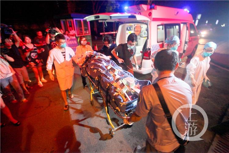 警方制订具体计划,确保救护车一起畅行
