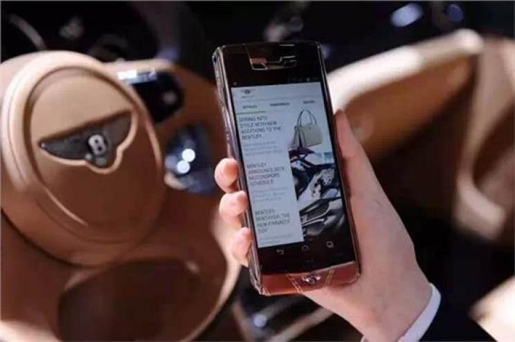 回味奢侈品手机VERTU岌岌可危的诺基亚品牌