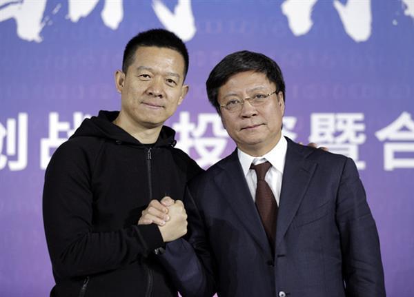 """融创称孙宏斌坚持力挺贾跃亭 """"开除""""一说系误读"""