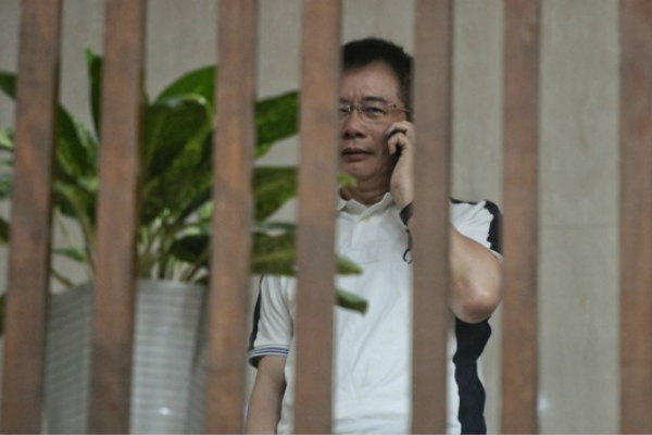 蔡正元今日(18日)凌晨遭声押禁见(图片来源:台媒资料图)