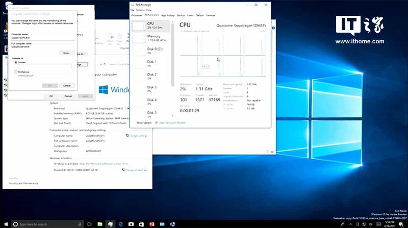 别闹!Windows10 ARM并非Win10 Mobile升级版